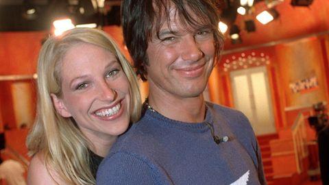 Kerstin Klinz und Alex Jolig