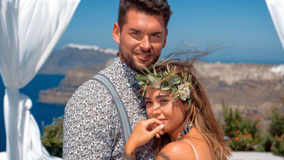 """""""Die Bachelorette"""": Ioannis und Melissa"""