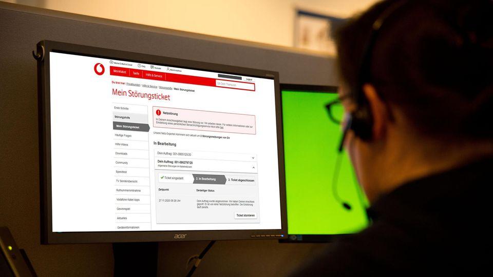 Internet-Störung bei Vodafone: Wie ich einmal versuchte, wieder ins Netz zu kommen – meine Odyssee in den Hotlines