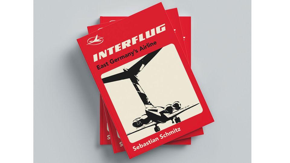 """""""Interflug - East Germany's Airline"""" von Sebastian Schmitz. Erschienen beiAstral Horizon Press, 180 Seiten, Preis: 29,81 Euro."""