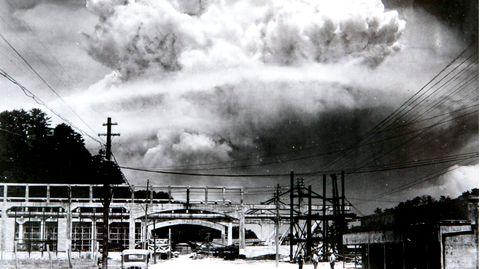 Zweiter Weltkrieg: Als der Superbomber B-29 die Atombomben nach Japan brachte