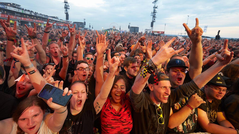 Fans bei Rock am Ring 2019