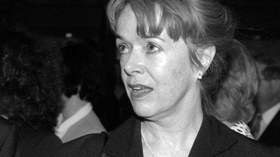 Schauspielerin Jutta Lampe