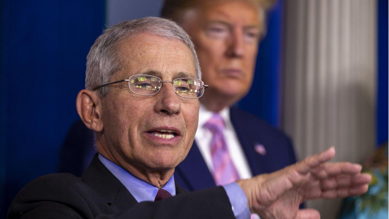 "Biden will Fauci als ""obersten medizinischen Berater"""