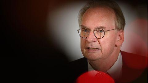 Rainer Haseloff (CDU), Ministerpräsident von Sachsen-Anhalt