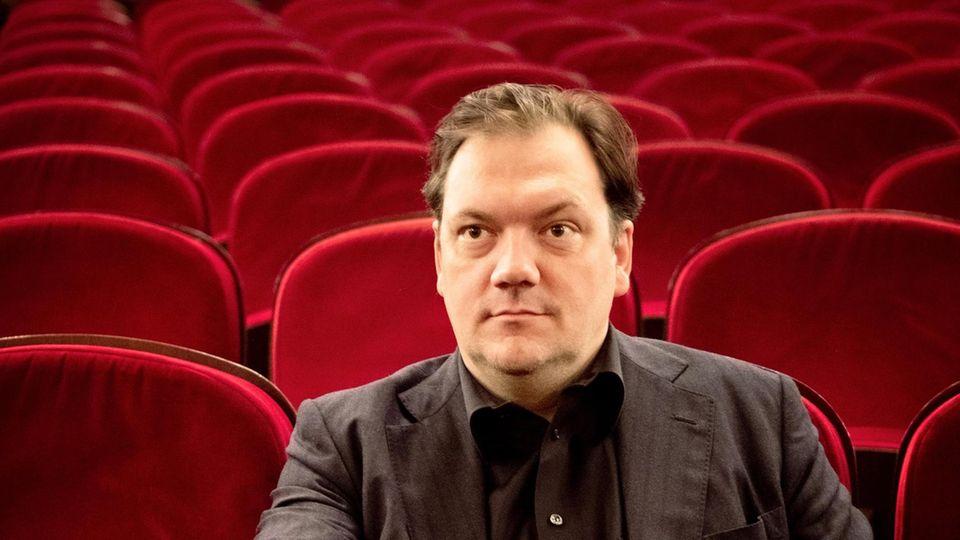 In Wartestellung: Hübner möchte endlich wieder auf die Bühne treten