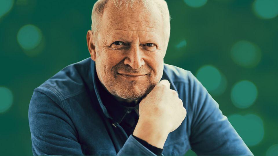 Gewinnen Sie Weihnachten 2020 mit ...: Axel Milberg