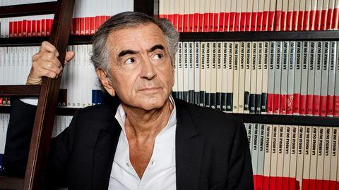 """""""Es war eine Reise in tiefe Abgründe"""": Bernard-Henri Levy im Interview"""