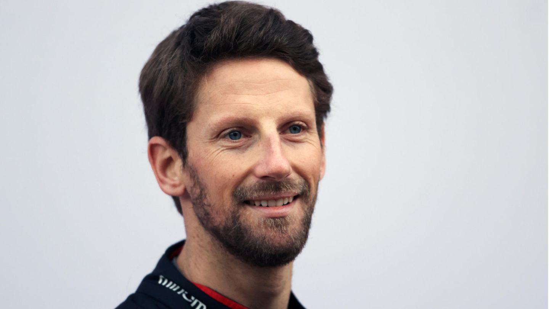 Formel-1-Pilot Romain Grosjean