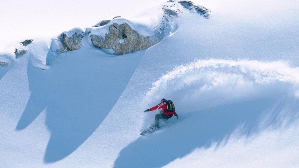 Colorado: Snowboarder wehren sich gegen Geldstrafe nach Lawine