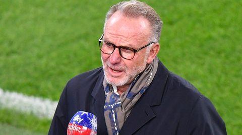 Karl-Heinz Rummenigge kritisiert den DFB