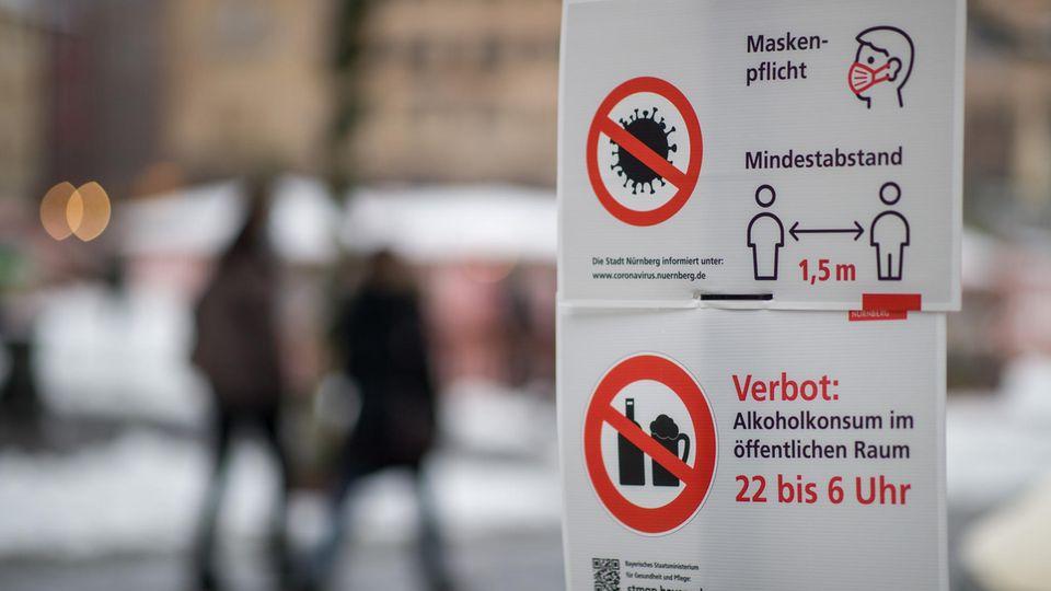 Bayern: neue Maßnahmen zur Kontaktvermeidung