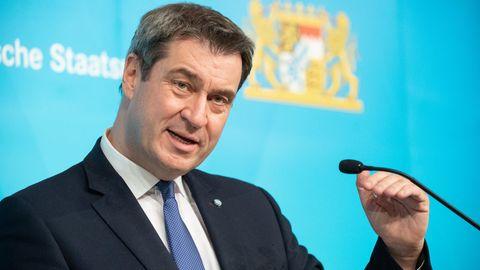 Bayern verschärft Maßnahmen zur Kontaktbeschränkug - die Pressestimmen