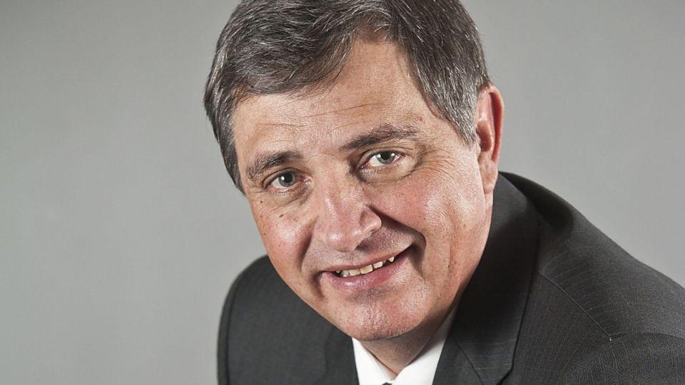 Toyota Europa Chef Dr. Johan van Zyl