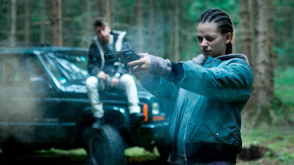 """""""Tatort: In der Familie"""": Emma Preisendanz spielt Sofia Modica"""