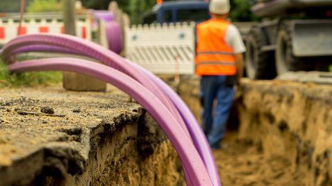 Vor allem Kabel betroffen: Durch Wartungsarbeiten fielen viele Verbindungen aus