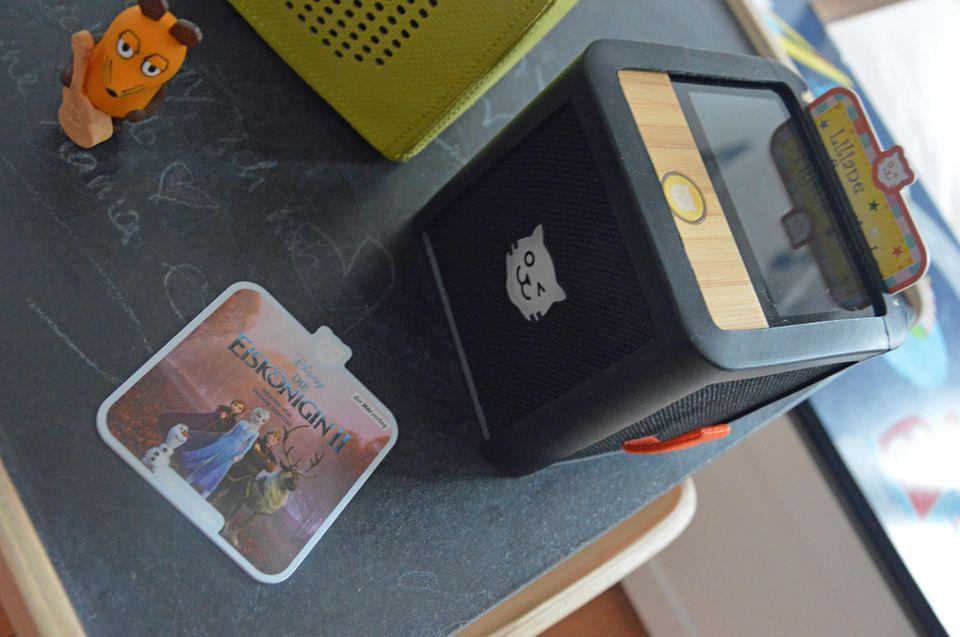 """Die Tigerbox Touch funktioniert über """"Tigercards"""" oder das """"Tigerticket"""""""