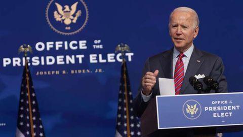 Der gewählte Präsident Biden steht bei der Besetzung seiner Regierung vor einer Weggabelung.