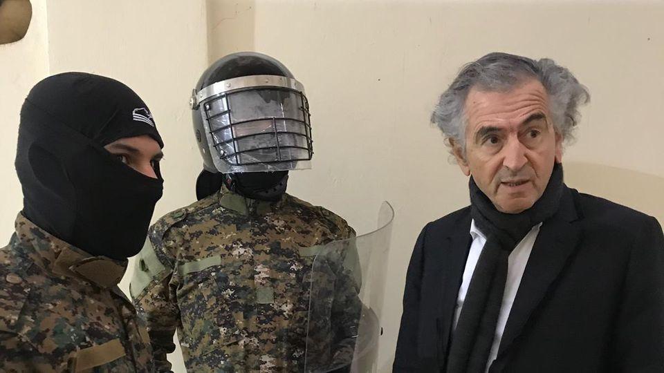 Lévy in Kurdistan