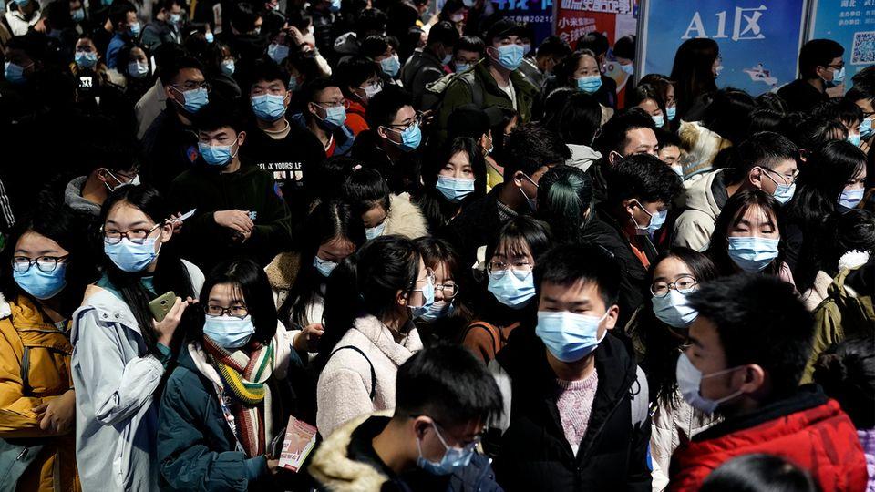 Alles normal in Wuhan? Chinas Wirtschaft boomt wieder – und erzielt irrwitzigen Rekord