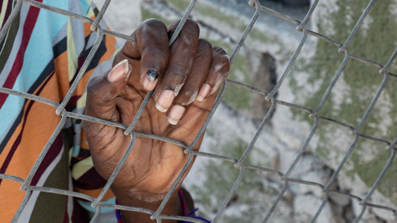 Flüchtlingsunterkunft auf Lesbos