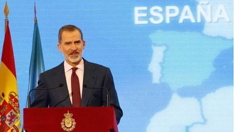 König Felipe VI. hat bislang keine Stellung zu den Brandreden der Ex-Offiziere bezogen – der Druck auf die Monarchie wächst.