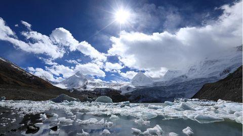 Peking will die Wolken über Tibet umleiten.