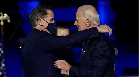 Hunter Biden und Joe Biden