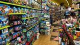 Schatzkammer: LEGO-Laden im spanischen Figueres