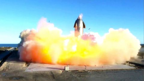 Morgenlage - Explosion SpaceX-Rakete
