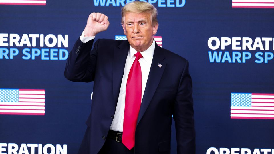 Wahlmännergremium: Seine letzte Chance: So versucht Donald Trump die Wahl im Electoral College doch noch zu gewinnen