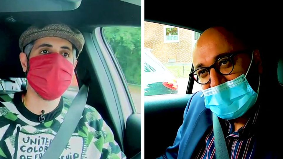 Alman-Taxi mit Dr. Pedram Emami