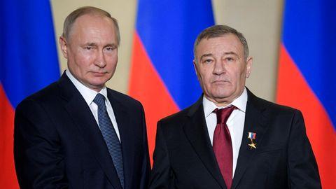 Russland-Sanktionen: Berliner Senat weiß nichts von EU-Sanktionen gegen reichen Putin-Freund