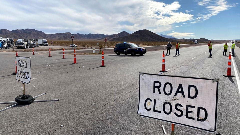 Las Vegas: Fünf tote Radsportler nach Unfall mit Lastwagen