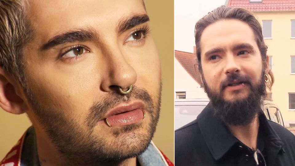 Tom und Bill Kaulitz von Tokio Hotel