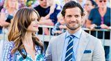 Vip-News: Prinz Carl Philip und Prinzessin Sofia erwarten ihr drittes Kind