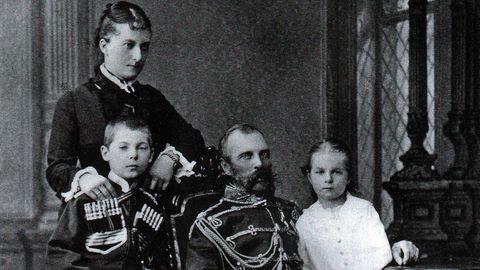 Alexander II. und Katja Dolgorukaja