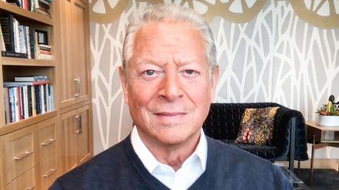 Der ehemalige US-Vizepräsident und frühere Präsidentschaftskandidat der Demokraten,Al Gore