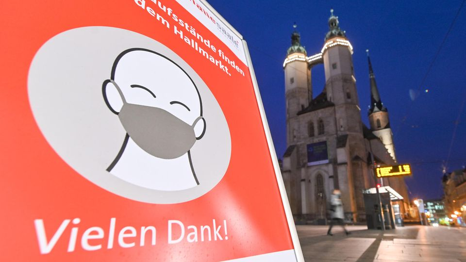 Weitreichende Einschränkungen: So sieht Deutschlands Corona-Notbremse aus