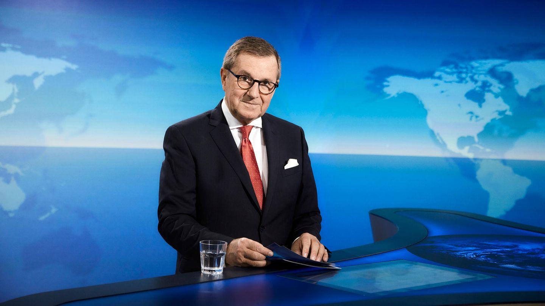 """Jan Hofer verabschiedet sich von der """"Tagesschau"""""""