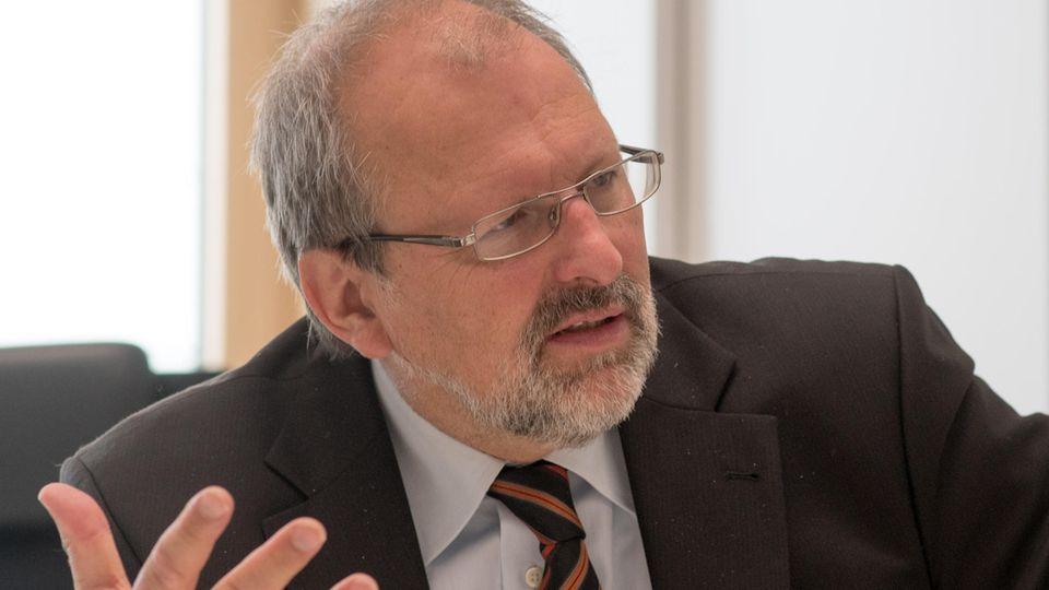 Heinz-Peter Meidinger, Präsident des Deutschen Lehrerverbands