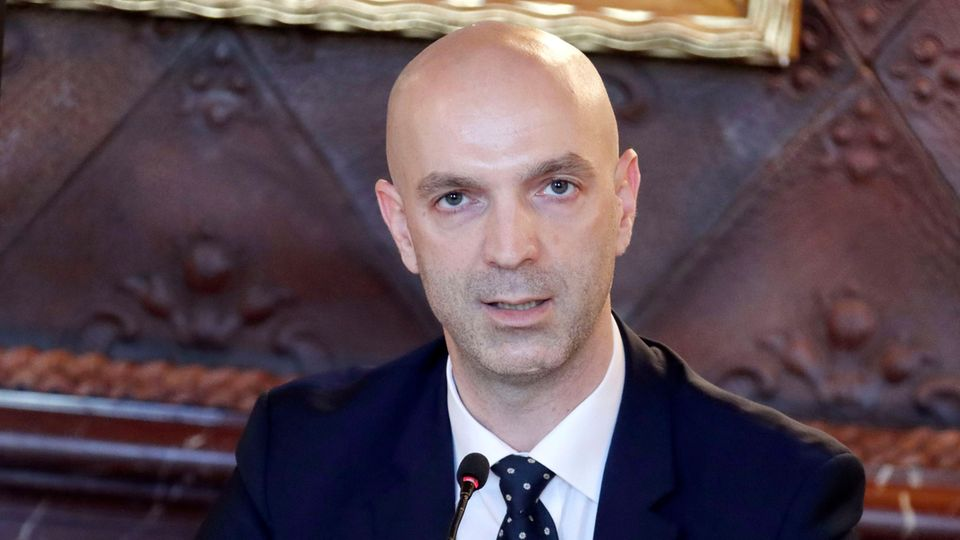 Jonas Schmidt-Chanasit, Virologe und Leiter derArbovirologie am Bernhard-Nocht-Institut (BNI) in Hamburg