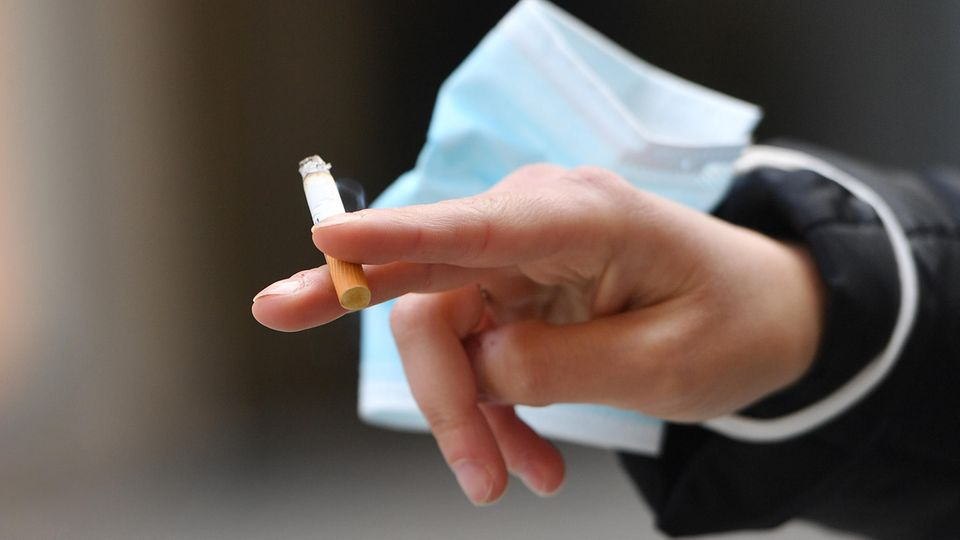 Rauchen und Corona
