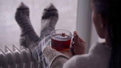 Kalte Hände und Füße sind im Winter keine Seltenheit.