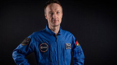 Deutscher Esa-Astronaut Matthias Maurer