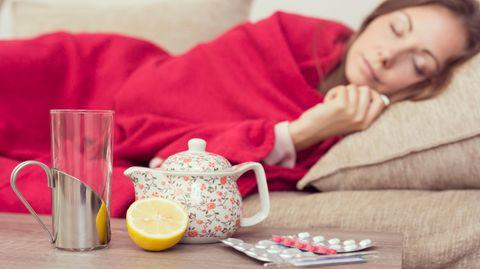 Welche Mittel wirklich gegen Erkältungen helfen, erklärt Stiftung Warentest