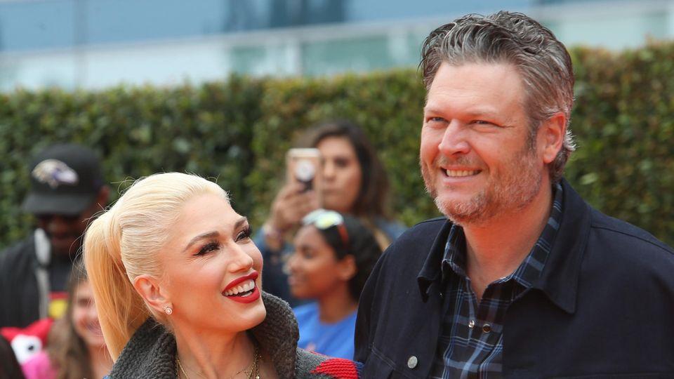 Gwen Stefani, Blake Shelton