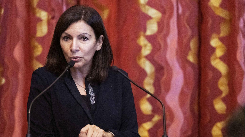 Die Bürgermeisterin von Paris, Anne Hidalgo, kritisiert die Entscheidung des Ministeriums für öffentliche Verwaltung