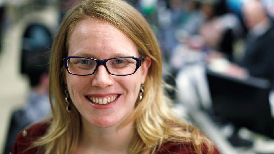 Jen O'Malley Dillon soll stellvertretende Stabschefin des gewählten Präsidenten Joe Biden werden