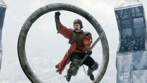 """Quidditch"" aus den Harry-Potter-Filmen"